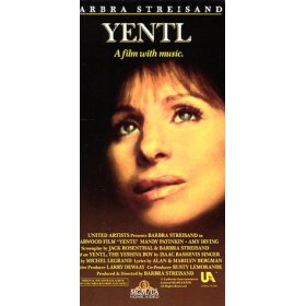 movie review of yentl Research film review for yentl between 1968 and 1983, famous superstar barbra streisand conceived, co-wrote, produced, acted and directed her dream project yentl in co-writing the script, streisand's.